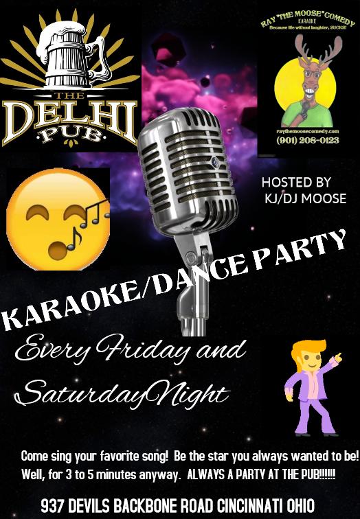 1-new karaoke flyer