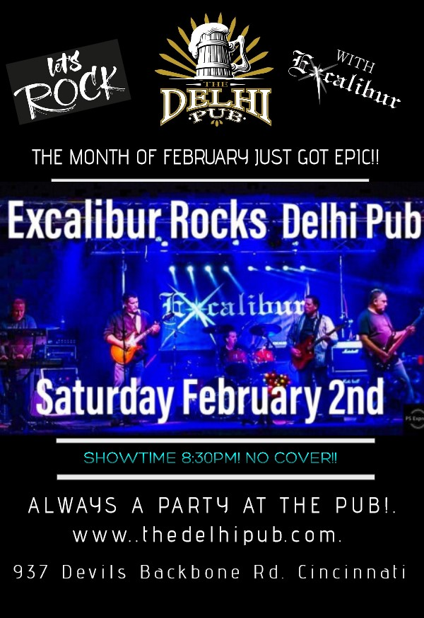 excalibur flyer